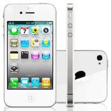 Apple iPhone 4 8gb Branco, Original Leia O Anúncio