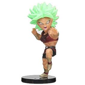 Figure Dragon Ball Super Kale Super Saiyan Berserker 9cm