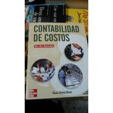 Contabilidad De Costos 5 Edición , Gomez Bravo