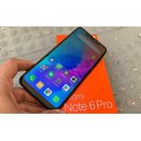 Xiaomi Redmi Note 6 Pro Dual Android 8.1 Tela 6.26 64gb