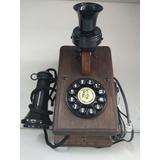 Telefone Antigo De Parede Retrô Vintage