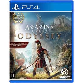 Jogos Assassinis Creed Odyssey Br Ps4 Ed. Lim - Ub2022al