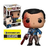 Ash Vs Evil Dead Ash Funko Pop Exclusive