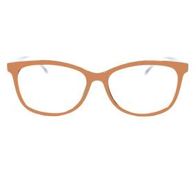 Armação De Óculos Gatinha Feminina Com Lentes Sem Grau 51121 fa6c13daef