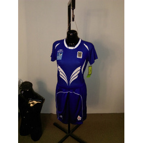 Conjunto Deportivo Para Dama Talla Mediana Azul Marino