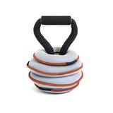 Ketbbell Ajustável Dumbbell Bell Sino Com 9,1kg