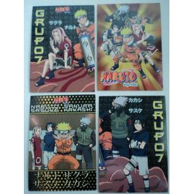 Cards-naruto:ninja Ranks:panini-lote Com 40 Card Games