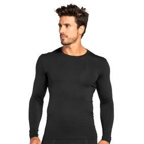 Camisa Masculina Longa Térmica Praia Surfe Proteção Uv 037 5c37c430ff326
