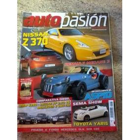 Revista Importada Auto Passion/automoveis/testes