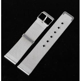 Pulseira De Relógio Esteira Clássica 16mm Alta Qualidade