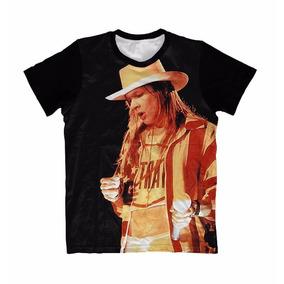Camiseta Guns N Roses Feminina Renner - Calçados e061187e491