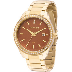 a3050525054f4 4m Technos Elegance Star 6p29gl - Relógios De Pulso no Mercado Livre ...