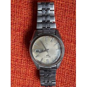 ae9af239beb Relógio Antigo Seiko 5 61199 802 Automático Leia A Descrição