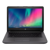 Notebook Hp 240 G6 Dual Core 4gb Ram 500gb Celeron Bidcom