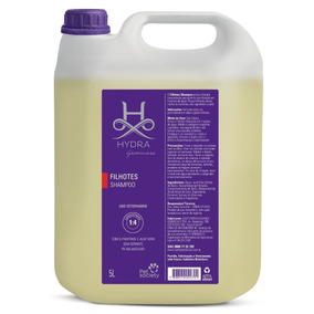 Shampoo Pet Society Hydra Filhotes 5l