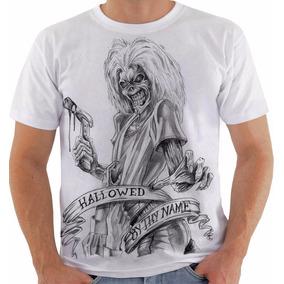 b5b474c731 Camiseta Ou Baby Look Ou Regata Iron Maiden 12 Eddie