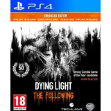 Dying Light The Following Ps4 Disco Videojuego Físico