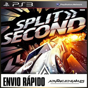 Split Second - Jogos Ps3 Midia Digital Envio Rápido