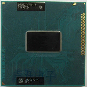 Intel Core I3 3120 2.50 Ghz Laptop