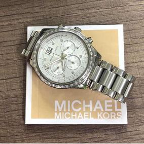 Reloj Plateado Michael Kors