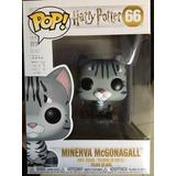 Funko Pop Minerva Mcgonagall Gato Harry Potter