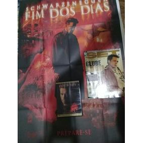 Dvd Fim Dos Dias Importado Mais Revista Set N 149 Com Poster
