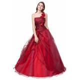 Vestido Xv Años Color Vino Envio Gratis Cheap One Shoulder