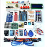 Kit Arduino Combo Extra Mejorado Modulos Uno R3 16u2 Max7219