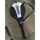 Raquete Tênis Adams Power 507 + Raquete De Tênis Wilson Rak