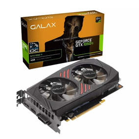 Placa De Vídeo Galax Geforce Gtx 1050ti Oc 4gb Ddr5x 128bits