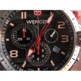 5fd44631c2d Relogio Suico Importado Wenger Command Masculino - Relógios De Pulso ...
