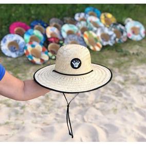 Chapeu De Palha Surf - Chapéus para Feminino no Mercado Livre Brasil 4854e03bd15
