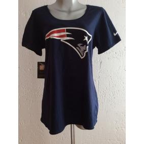 234b939cb7 Playera Tee New England Patriots Logo Dama Mujer Nike 2018