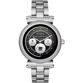 Reloj Michael Kors Access Bradshaw Smartwatch Con Cristales