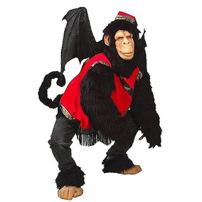 Disfraz Monos Voladores Oz Chango Chimpance Mono Adultos 1 9848d1ab2c4