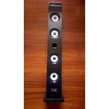 Torre De Sonido 4 Parlantes Bluetooth 30w Fm Envio Gratis