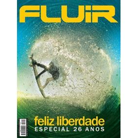 Revistas De Surf Fluir Edções Especiais De Aniversario