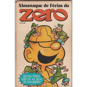 Almanaque De Ferias Recruta Zero - Novembro 1977 - Rge
