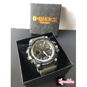 c819780ff24 Relógio Digital Casio G Shock Preto E Vermelho - Relógios no Mercado ...