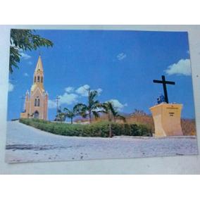 Cartão Postal - Canindé - Via Sacra - Ce