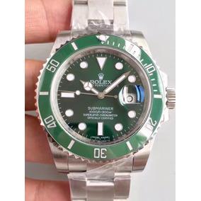 ddce7cb0196 Relógio Rolex Submariner Hulk 40mm Masculino -pronta Entrega. R  879