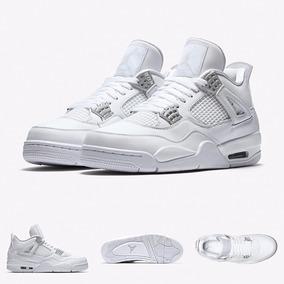 the best attitude 83713 030ba Zapatilla Nike Air Jordan Retro 4  Pure Money 2017 Original