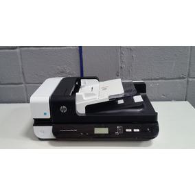 Scanner Mesa Duplex Hp Scanjet 7500 Baixa Contagem
