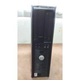 Cpu Dell Optiplex Modelo 740 - Hd 160 Gb - Usada