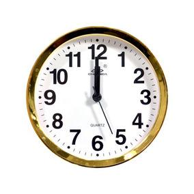 Relógio Redondo 11,5 Cm