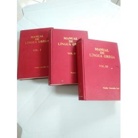 Coleção Manual Lingua Grega