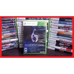 Resident Evil 6 Em Português Mídia Física Xbox 360 Frete 12