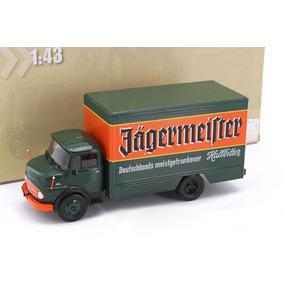 Camión Carga Mercedes Benz L1113 1969 Jägermeister 1/43 Ixo