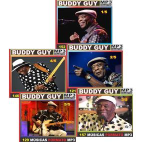 Buddy Guy Discografia Completa 63 Cd 705 Músicas