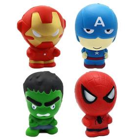 Squishies Vengadores Avengers Squishy Squinshy